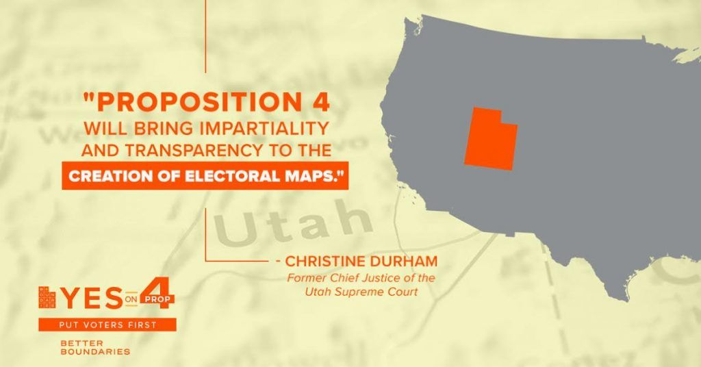 Christine Durham: Why I'm voting yes on Proposition 4