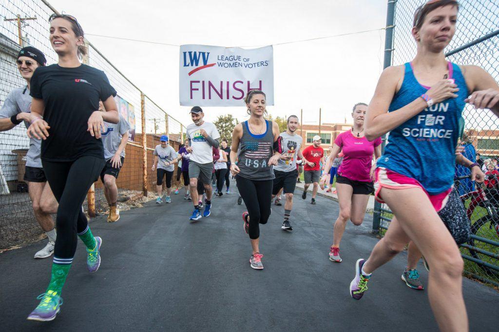 Photos: Gerry-Meander 5K races through 4 Utah House districts