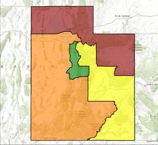 Members of Utah's Redistricting Commission Named
